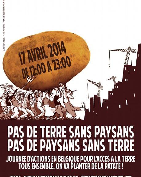 Journée internationale des luttes paysannes